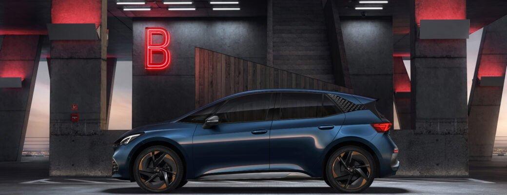 Pirmais CUPRA elektroauto ir dzimis!