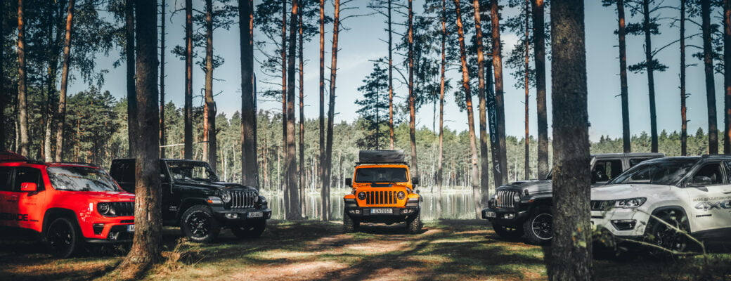 Jeep Experience Day